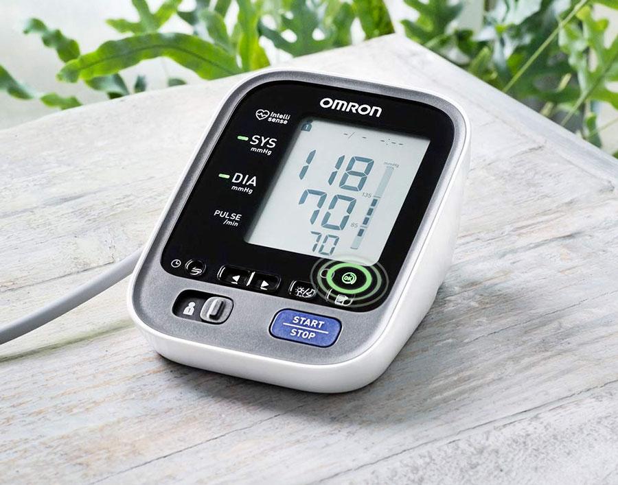 misuratori di pressione omron